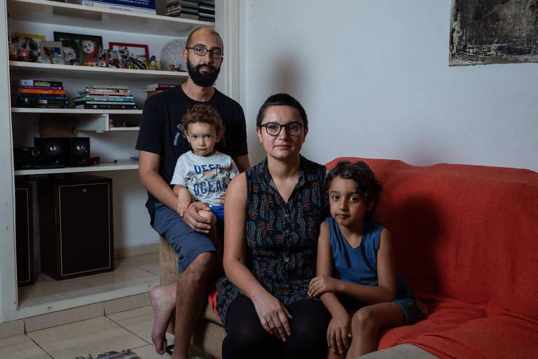 Integrante do conselho das escolas onde os filhos estudam, Maia Fortes diz ser contrária à reabertura