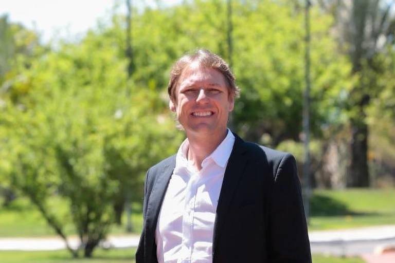 Rafael Westrupp é um dos candidatos à presidência do COB