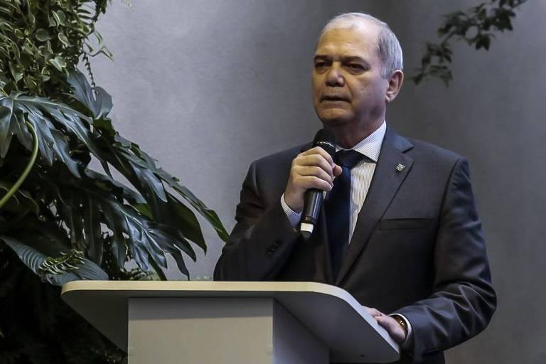 Paulo Wanderley, atual presidente do COB, tenta se reeleger