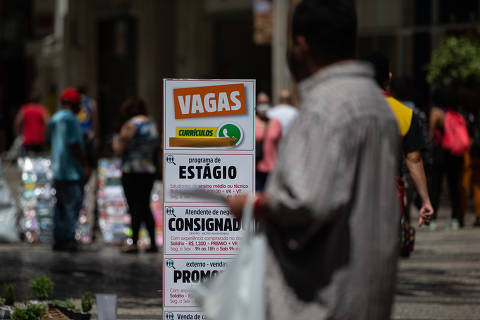 Desemprego na Covid supera o pior da mais longa recessão