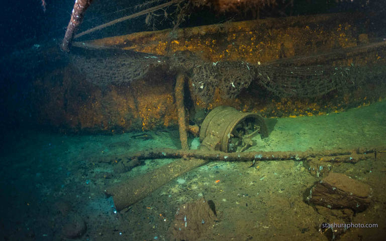 Mergulhadores poloneses dizem ter encontrado os destroços de um navio nazista