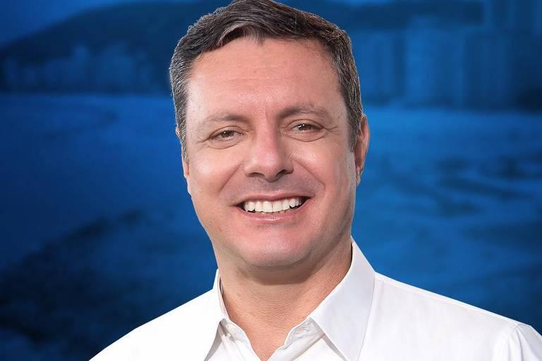 Os candidatos à prefeitura de Santos (SP)