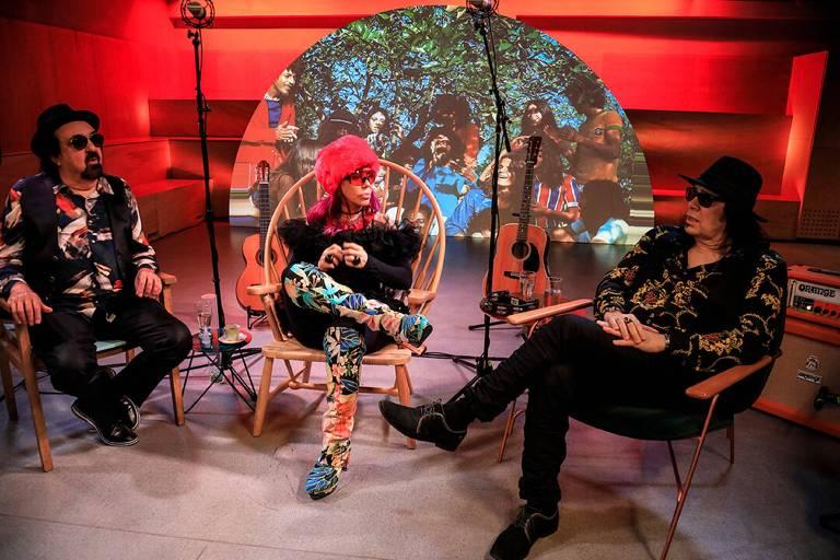 Jovens regravam 'Acabou Chorare', álbum histórico dos Novos Baianos