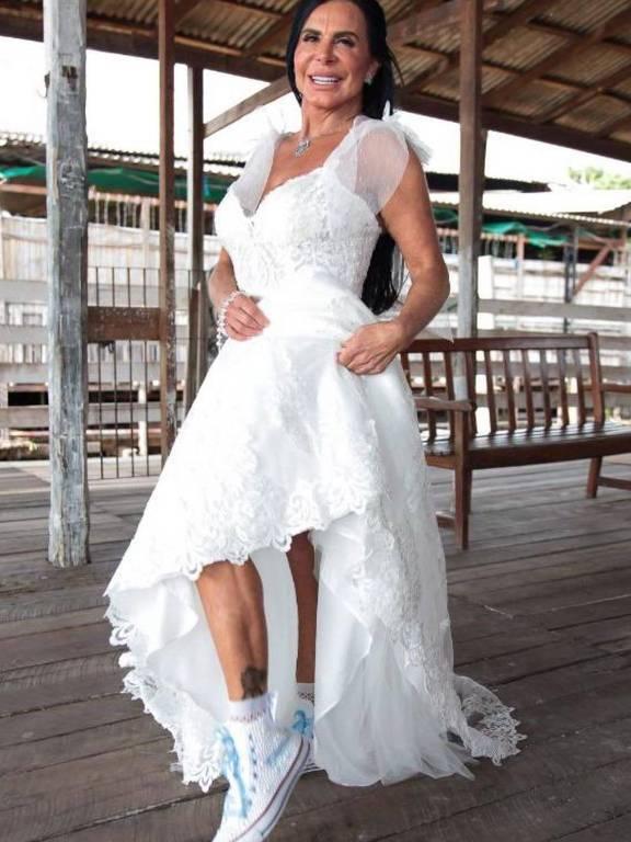 Casamento da Gretchen