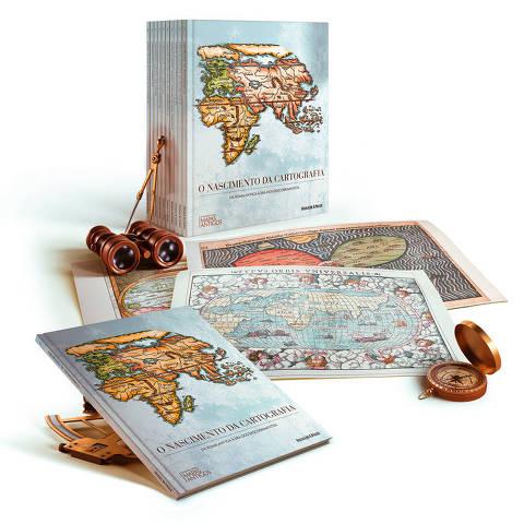 coleção mapas