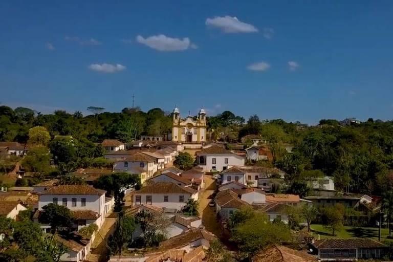 Veja uma igreja barroca por dentro no Festival de Gastronomia de Tiradentes