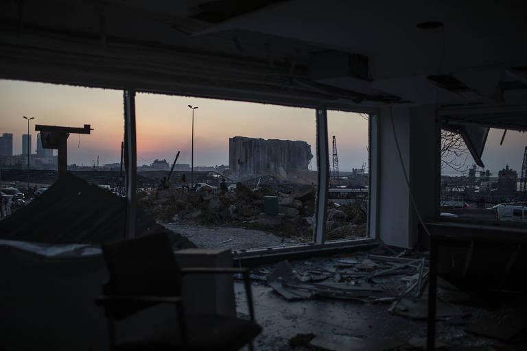 Beirute não existe mais, dizem artistas que querem retratar tragédia da cidade