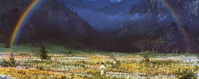 """Cena do filme """"Sonhos"""", de Akira Kurosawa"""