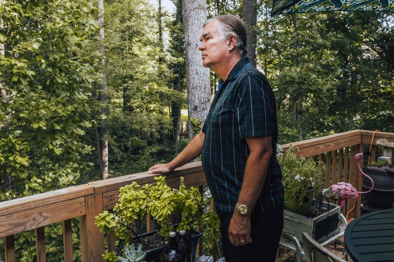 Robert Browning Vaughn II se aposentou cinco anos antes do previsto para ajudar a Delta e proteger o emprego de colegas mais jovens