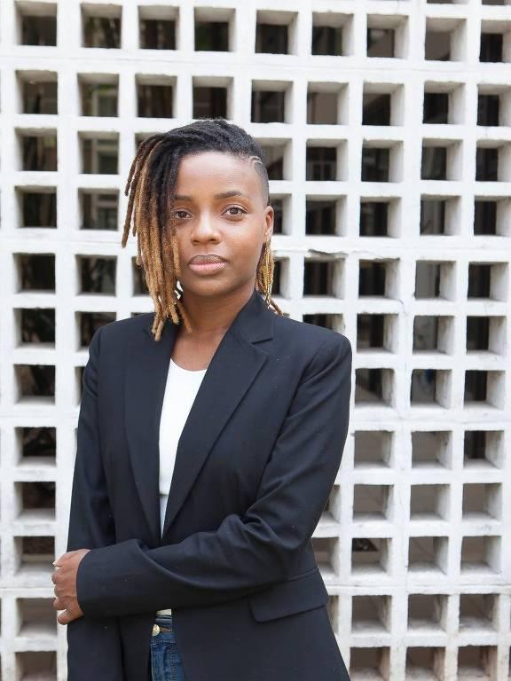Semayat Oliveira, cofundadora do coletivo Nós, Mulheres da Periferia,