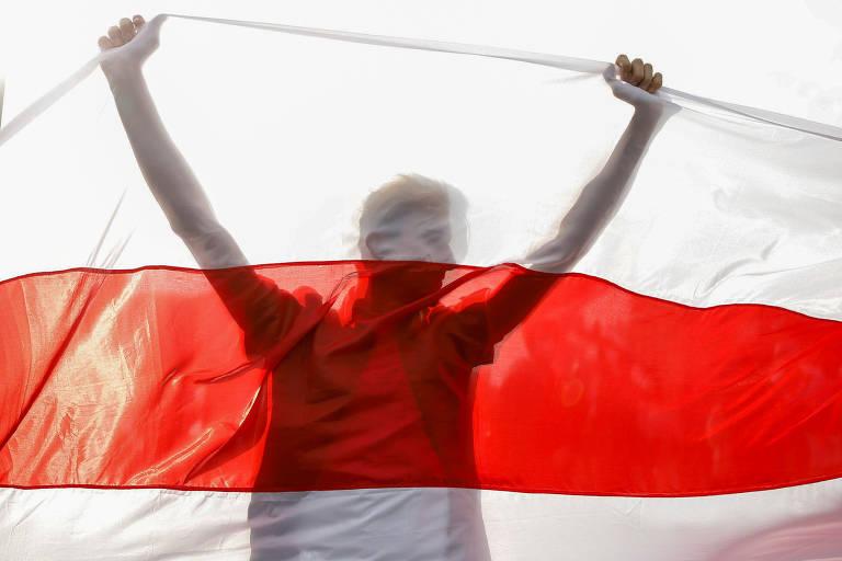 Nono domingo de protesto na Belarus
