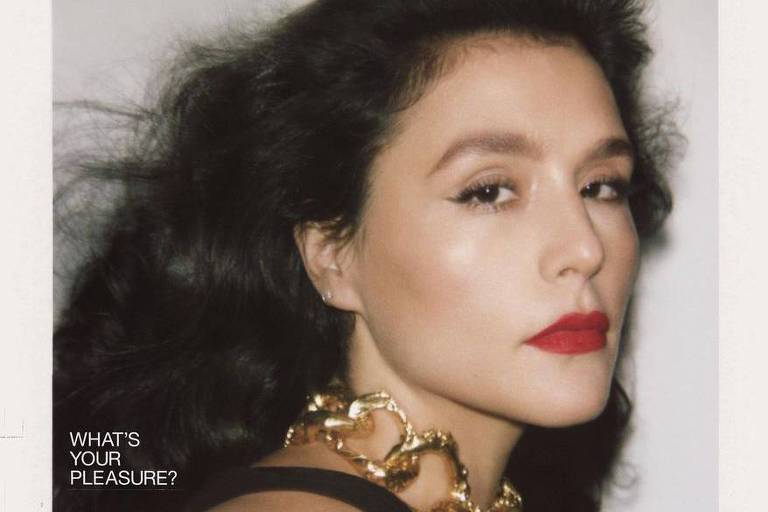 "Capa do disco ""What's Your Pleasure?"", de Jessie Ware"