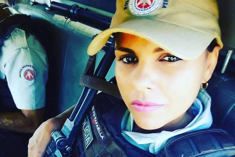 PM morta na Bahia tinha medida protetiva contra ex-marido desde julho