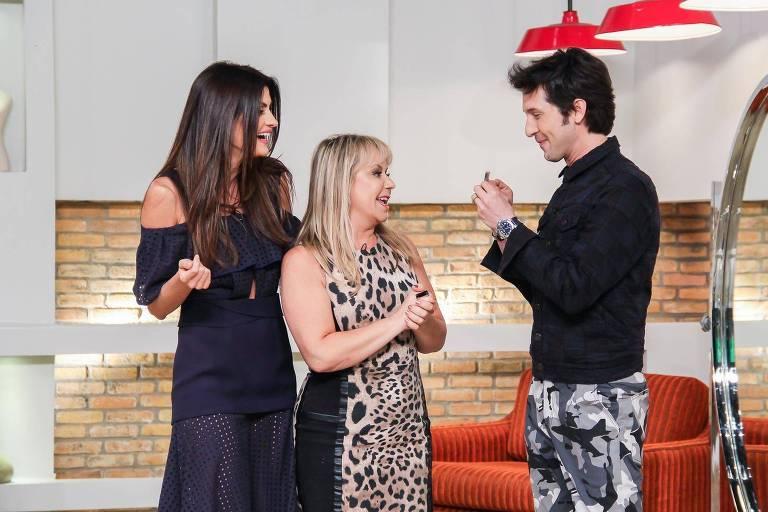 SBT anuncia novos episódios de Esquadrão da Moda só após a vacina da Covid-19