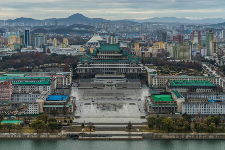 Turismo na Coreia do Norte