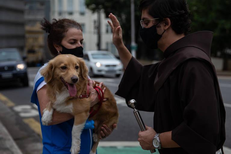 Celebrações do Dia de São Francisco, protetor dos animais, são adaptadas na pandemia