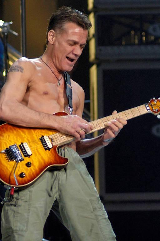 Veja imagens de Eddie Van Halen