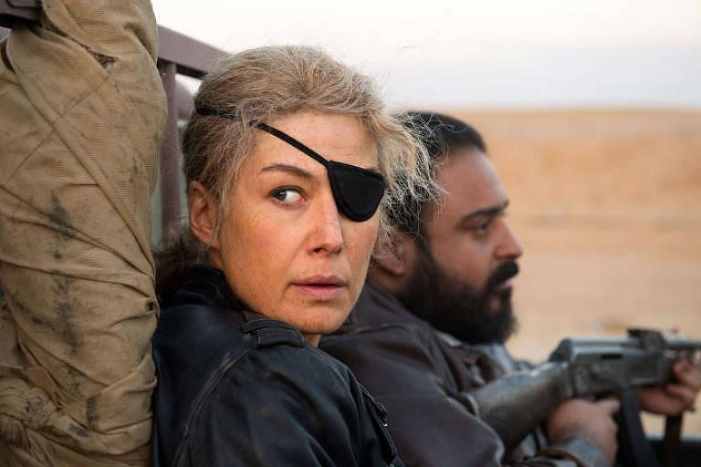 TV paga exibe 'Uma Guerra Pessoal', cinebiografia de correspondente de guerra