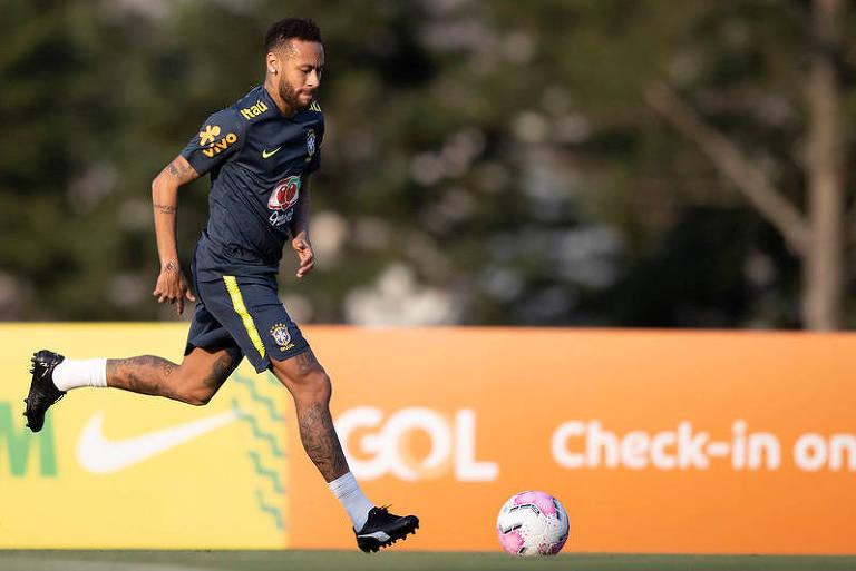 Seleção inicia Eliminatórias com dilemas parecidos aos da Copa de 2018