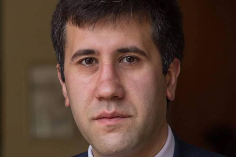 Ruben Melikyan, ex-ombudsman de direitos humanos de Nagorno-Karabakh
