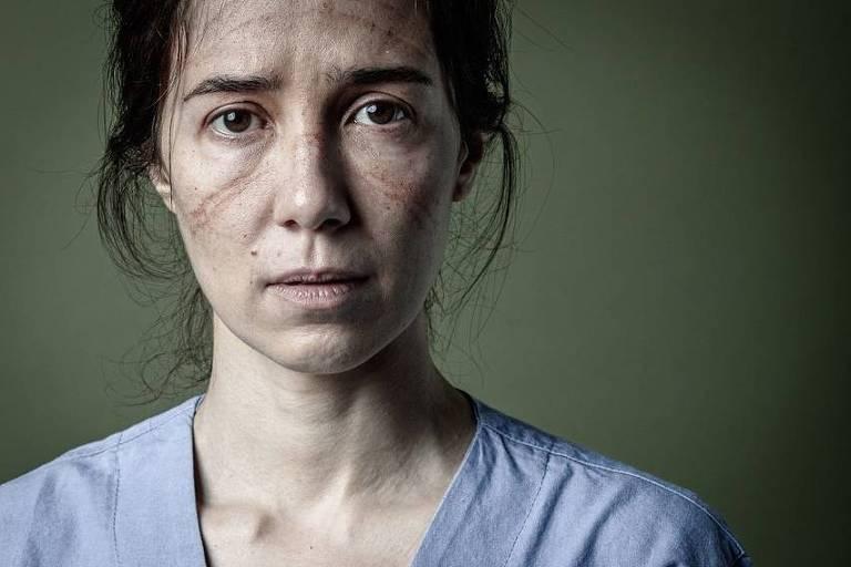 Marjorie Estiano em 'Sob Pressão - Plantão Covid'