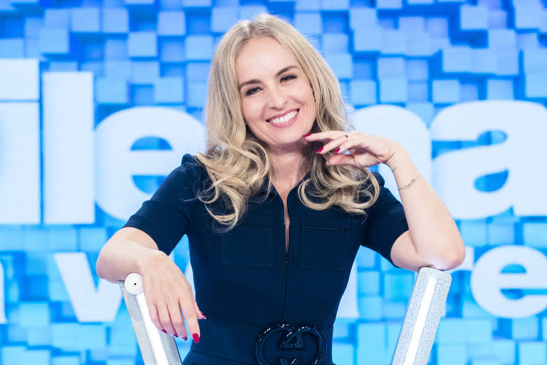 Angélica rebate críticas por falar de simplicidade: 'Sentimento não tem contracheque'