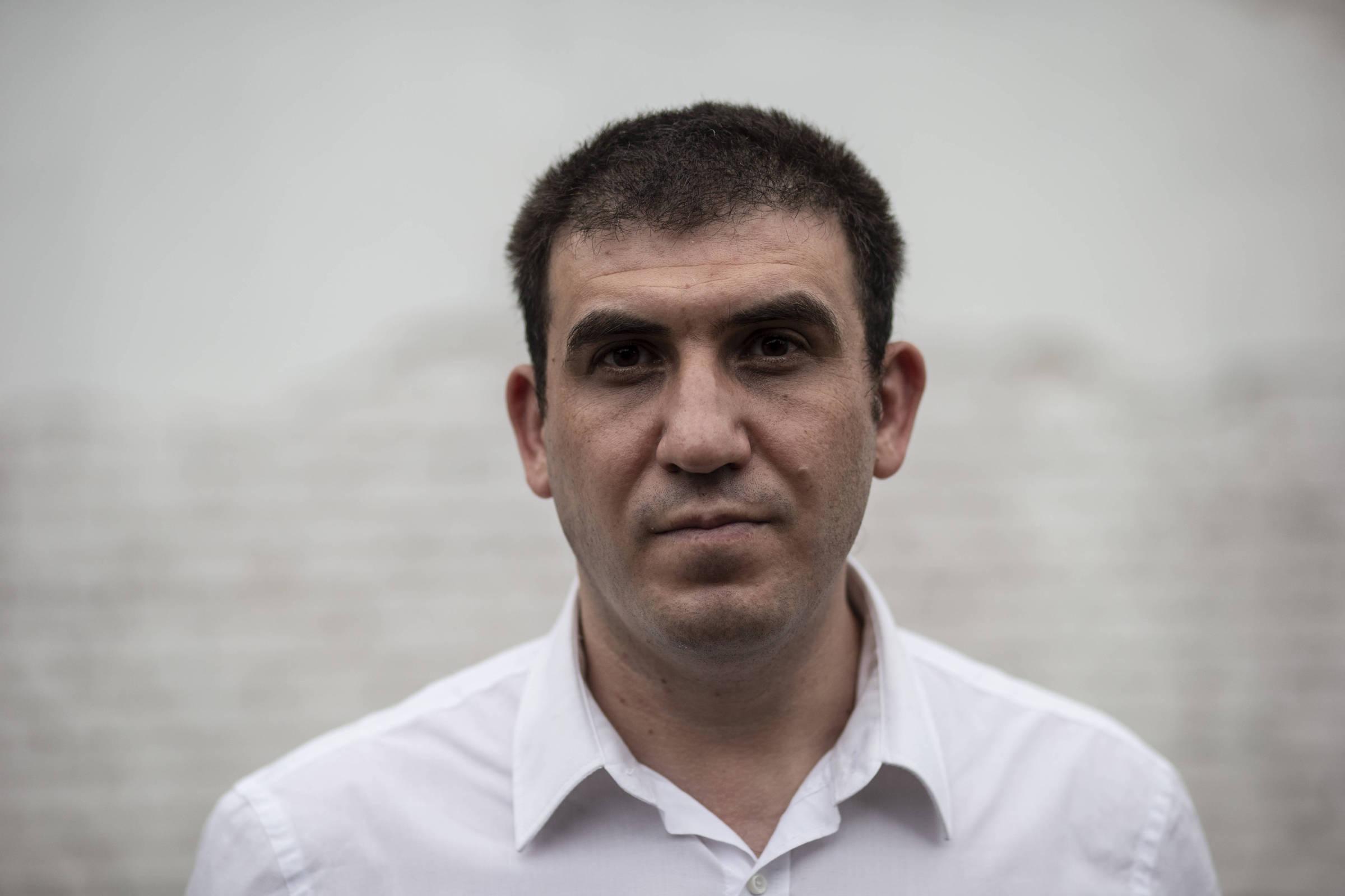 O jornalista Kamil Ergin, que escrevia sobre América Latina para o jornal turco Zaman