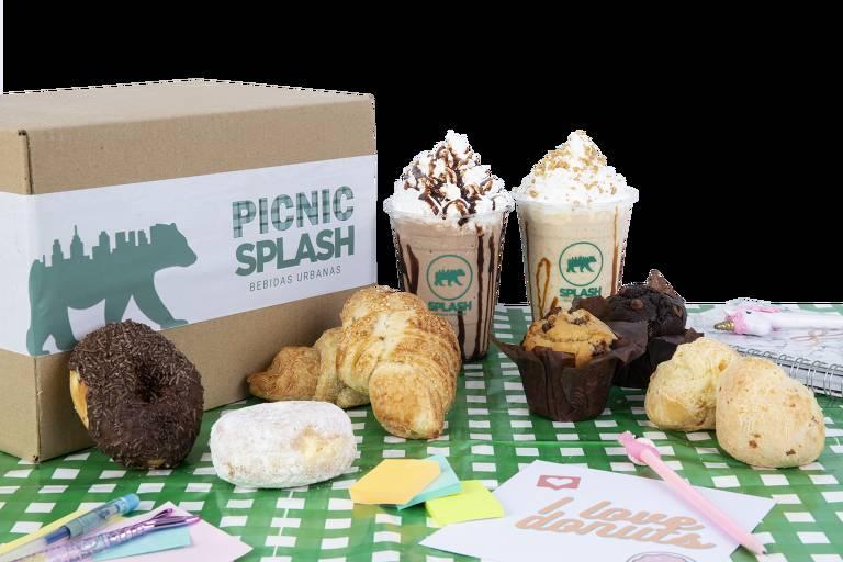 O kit Picnic Splash, feito para o Dia das Crianças