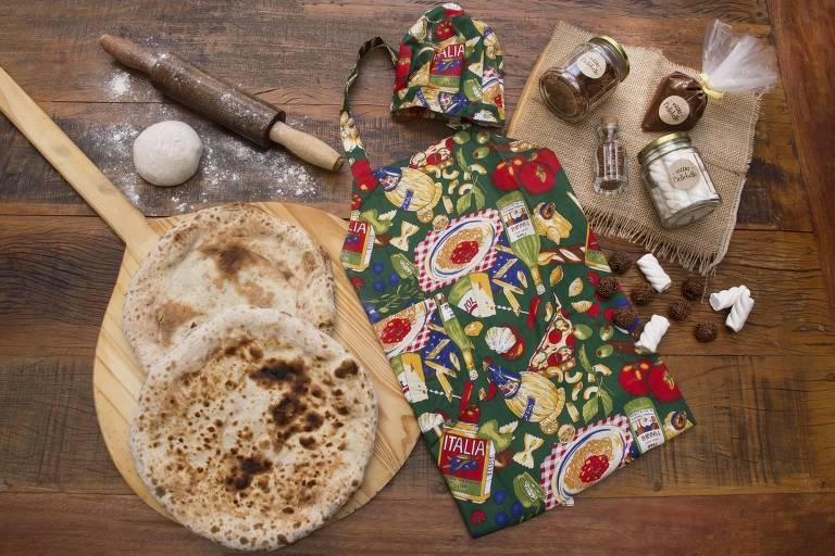Kit da Bello Bello Pizzas para o Dia das Crianças