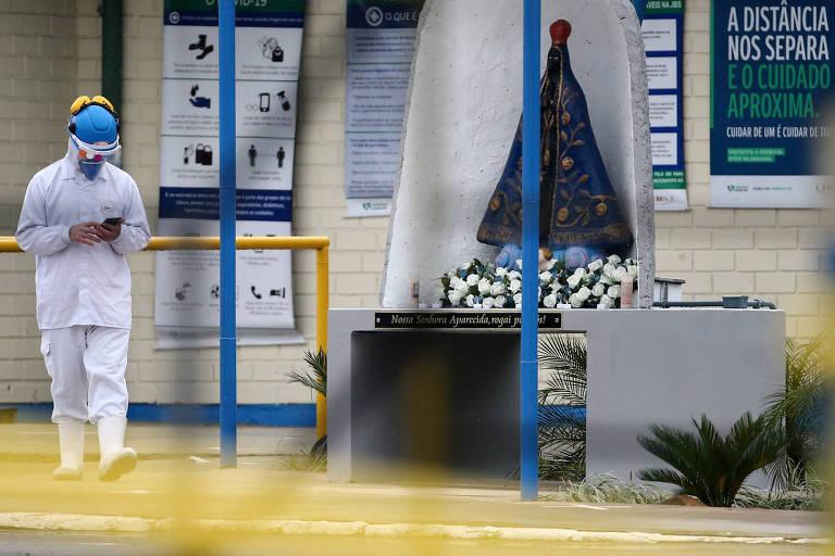Justiça manda JBS indenizar trabalhadora contaminada por coronavírus em frigorífico