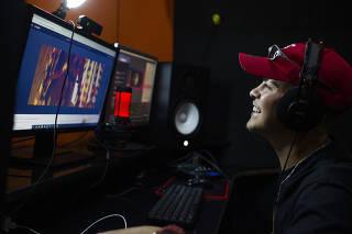 Jottapê se prepara para estreia de programa na Twitch