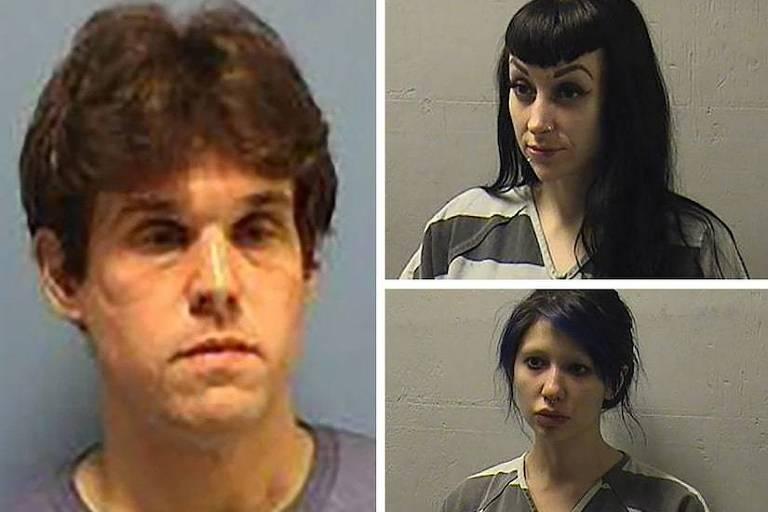 Reverendo Travis Clark foi preso sob acusação de obscenidade após ser flagrado com duas mulheres no altar da igreja