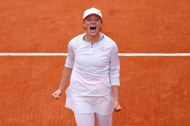 Roland Garros 2020 em imagens