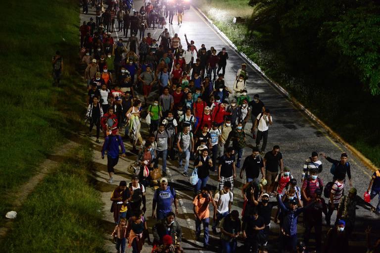 Imigrantes na pandemia