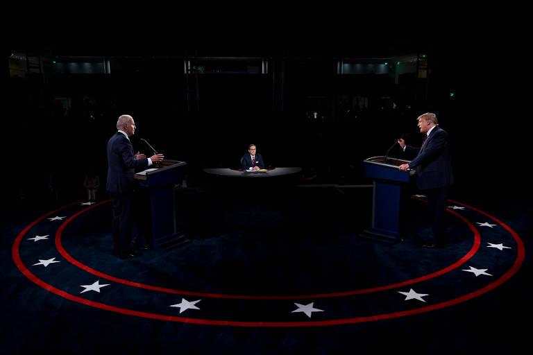Septagenários, Biden e Trump geram debate sobre velhice na política