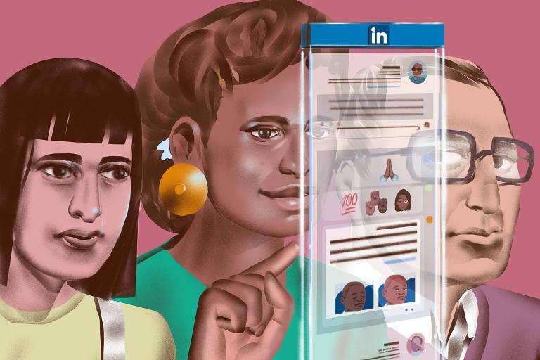 O tom da rede social há muito reflete a América corporativa: sóbria, monolítica, branca. Agora, os usuários negros estão se manifestando — e dizendo que o site está limitando sua voz.