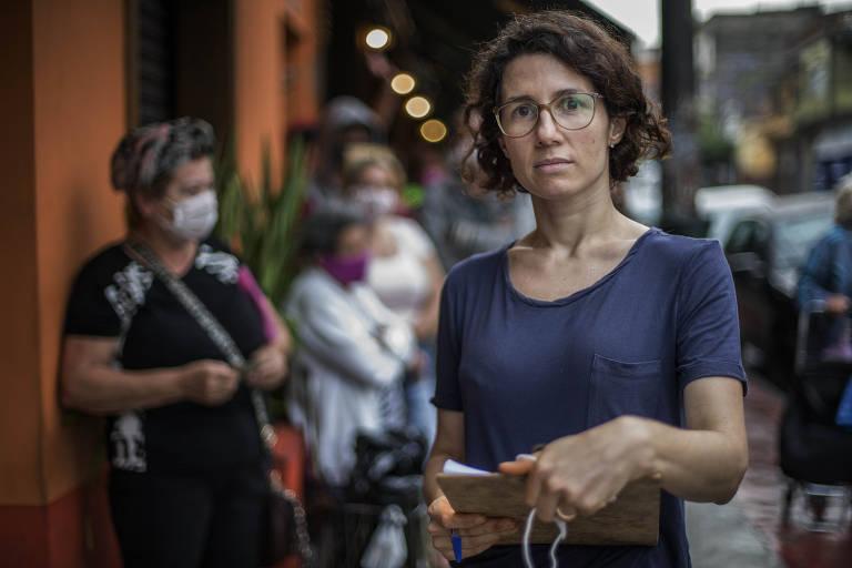 Adriana Salay, historiadora que estuda a fome e os hábitos alimentares dos brasileiros