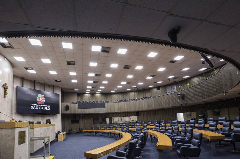 Câmara restringe acesso e faz posse virtual em SP; no Rio, vereadores evitam cerimônia presencial