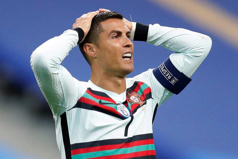 Cristiano Ronaldo está com Covid-19, divulga federação portuguesa