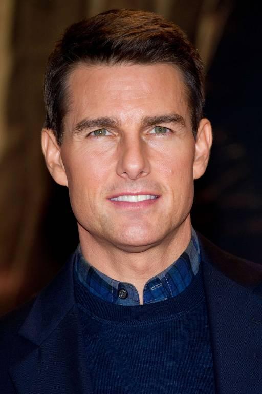 Imagens do ator Tom Cruise