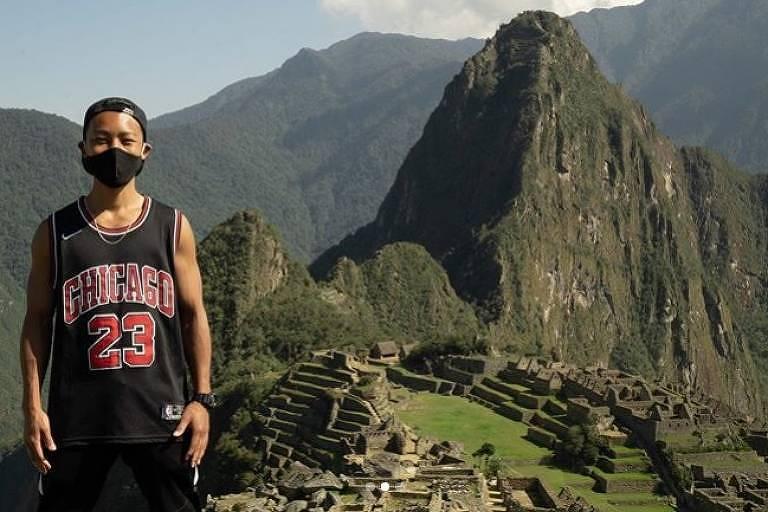 Peru reabre Machu Picchu para um único visitante