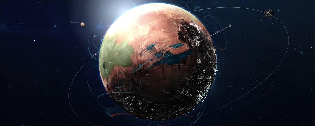 Imagem do game argentino 'Per Aspera'