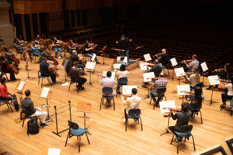 Sala São Paulo reabre com concertos para público reduzido