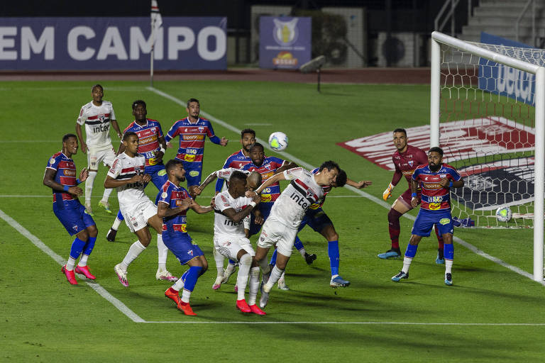 São Paulo estreia na Copa do Brasil em primeiro mata-mata contra Ceni