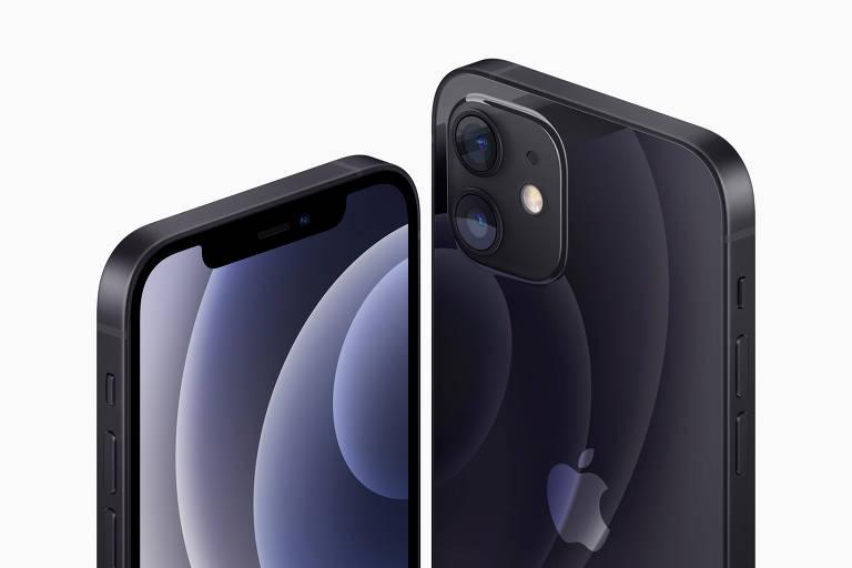 Apple lança linha do iPhone 12