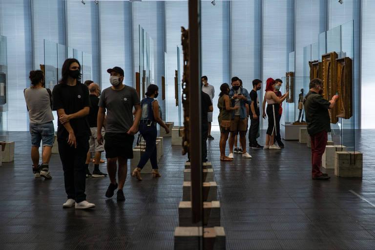 SP retoma circuito cultural com museus agitados e teatros tímidos; saiba o que visitar