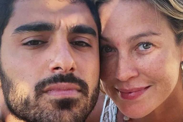 Ex de Luana Piovani a chama para ir a Israel, e fãs respondem: 'A distância é a mesma'