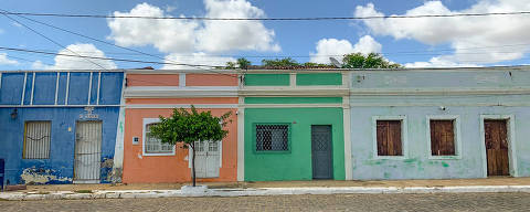 CABACEIRAS/ PARAÍBA / BRASIL - /10/20 - :00h  Ensaio casas do Brasil- -  ( Foto: Karime Xavier / Folhapress) . ***EXCLUSIVO***FOTOGRAFIA