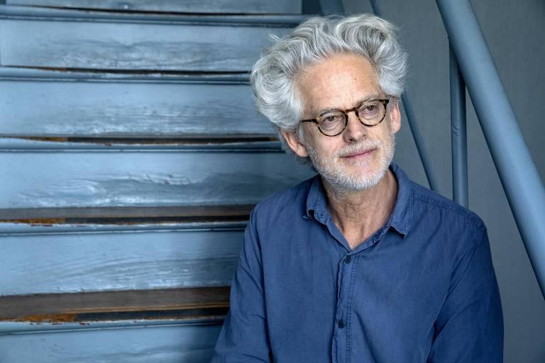 O escritor argentino radicado na França Santiago Amigorena