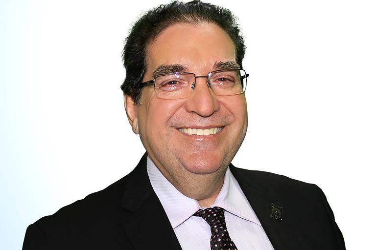 João José  Xavier, grão-mestre na Grande Loja Maçônica do Estado de São Paulo